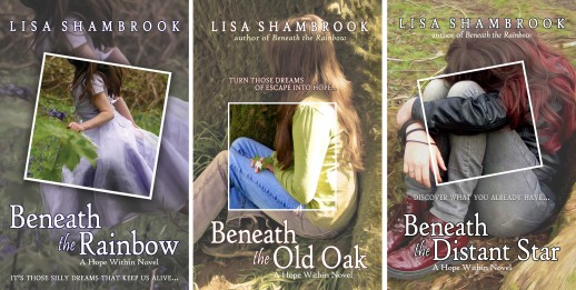 The_Hope_Within_novels_Lisa-Shambrook-Low-Res-205kb Book covers x3