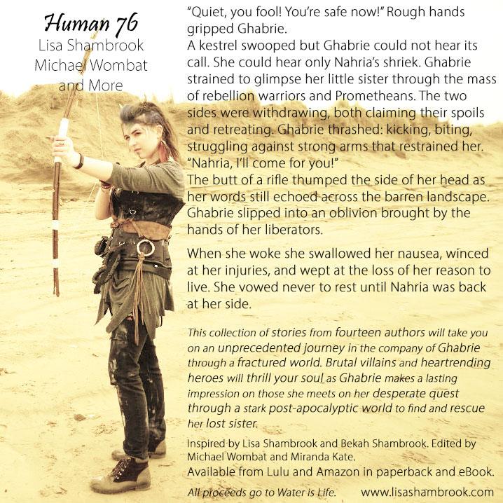 AD Ghabrie Intro Human 76 - Lisa Shambrook