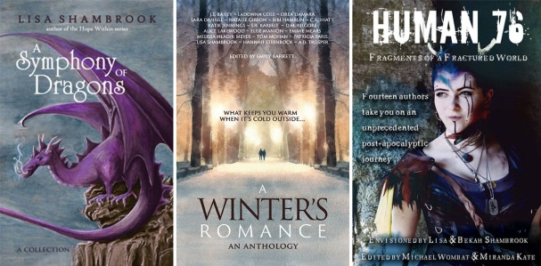 Symphony Dragons - Winter's Romance - Human 76 - Lisa Shambrook