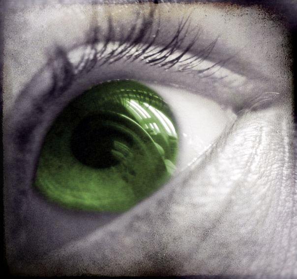 Eyes Visual - Bekah Shambrook - The Last Krystallos