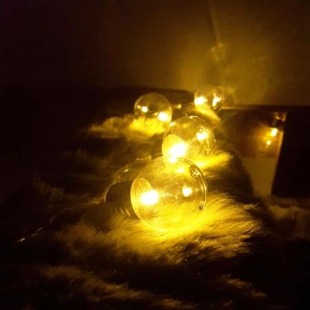 Light replaces darkness - The Last Krystallos
