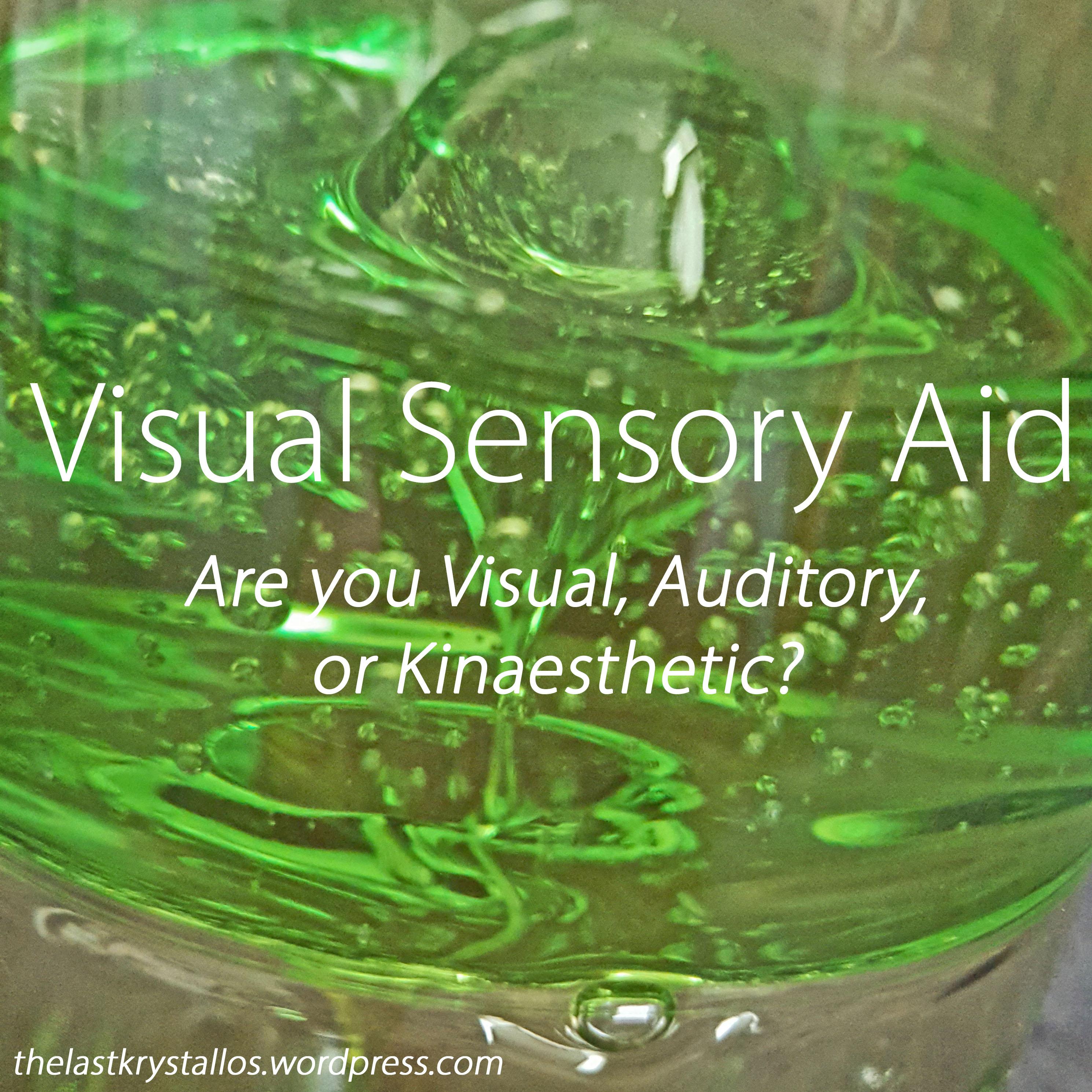 Visual Sensory Aid - The Last Krystallos