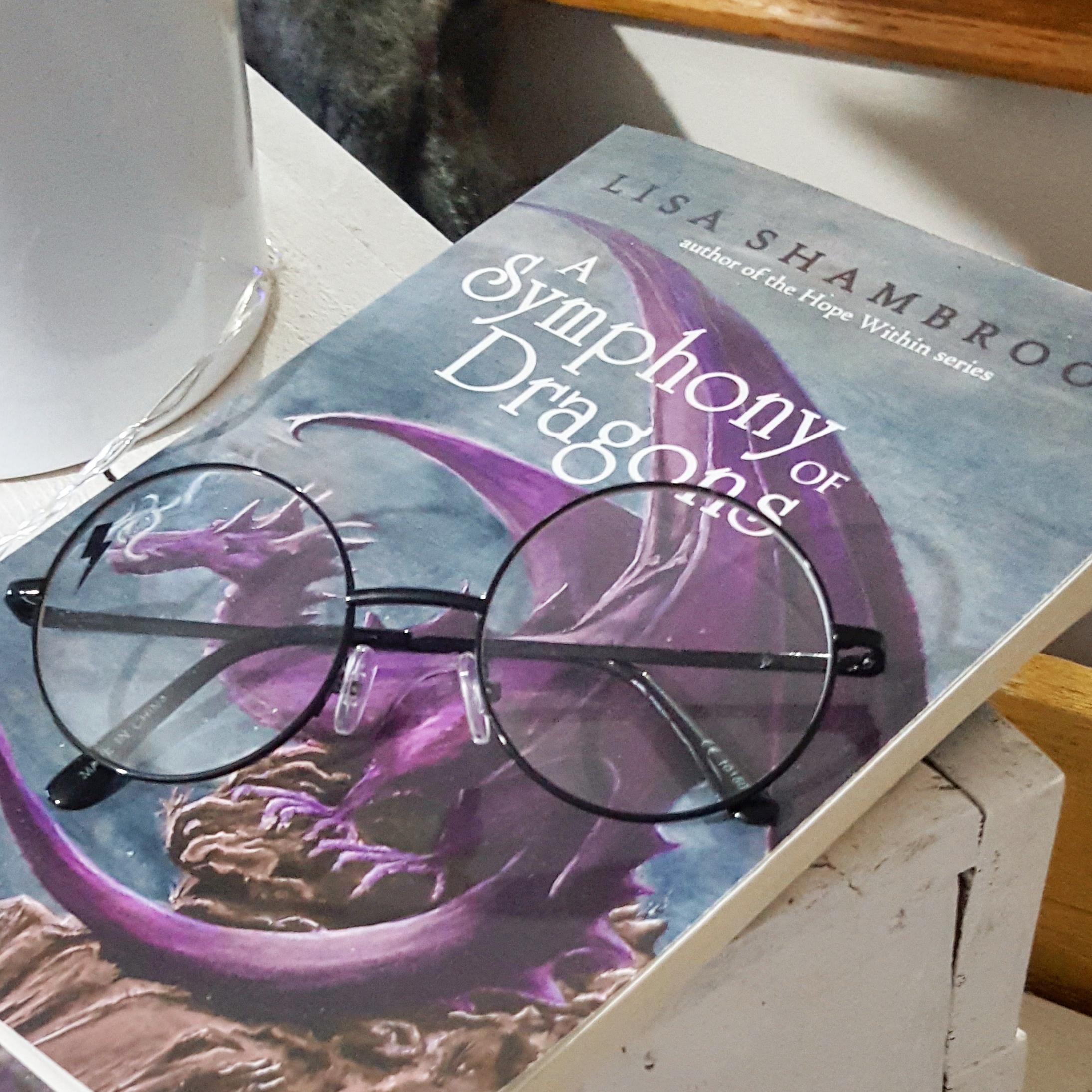 A Symphony of Dragons - Lisa Shambrook - The Last Krystallos