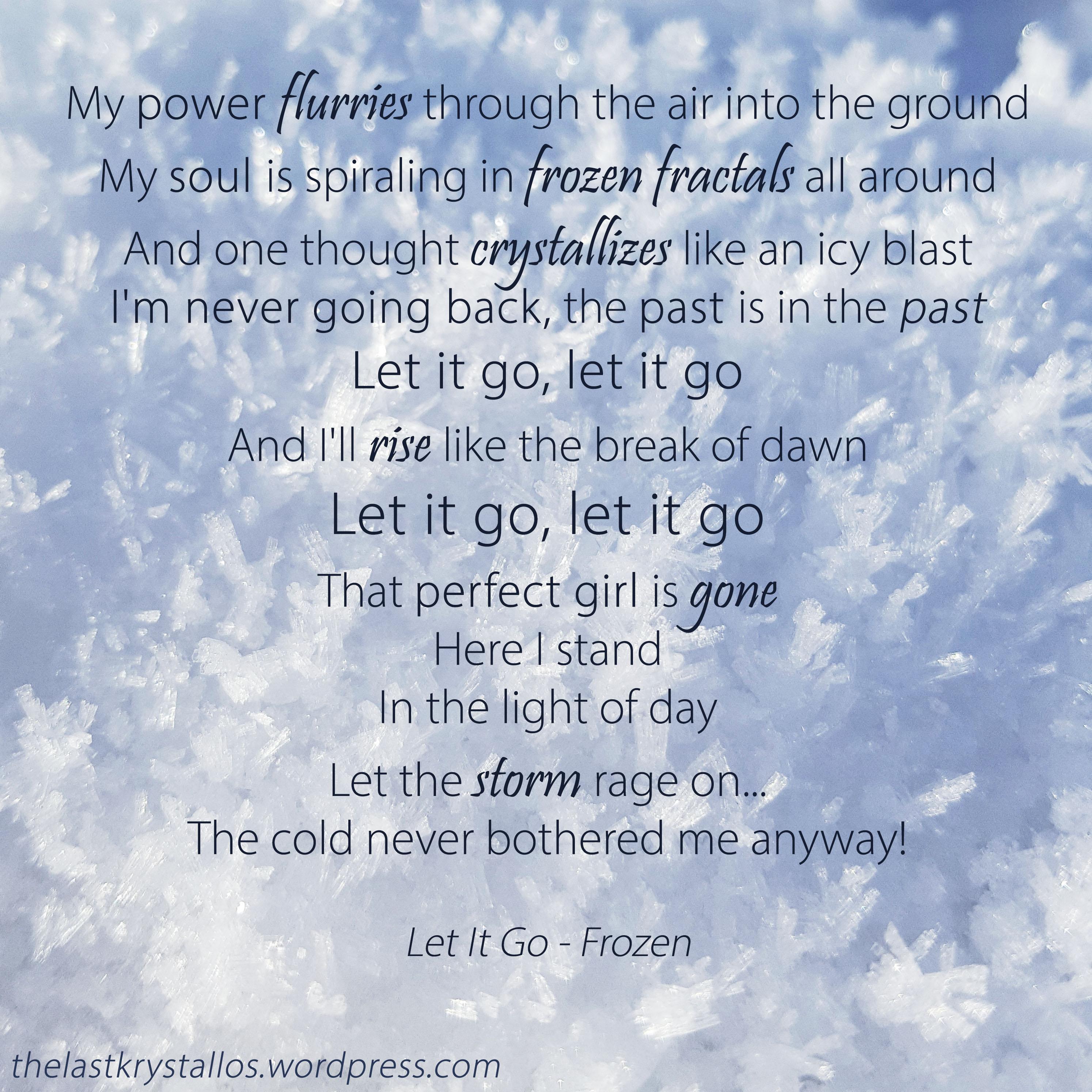 Frozen The Last Krystallos