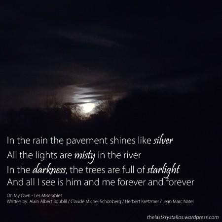 On My Own - Midnight - The Last Krystallos