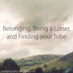Belonging, Being a Loner, and Finding your Tribe - The Last Krystallos