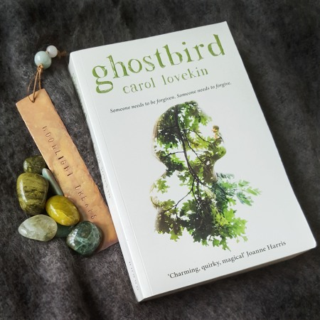 Ghostbird - Carol Lovekin - The Last Krystallos