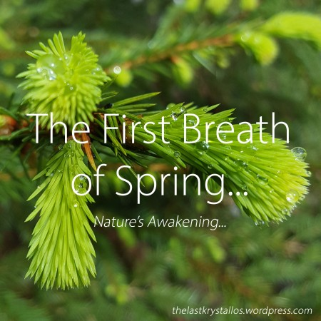 The First Breath of Spring - The Last Krystallos