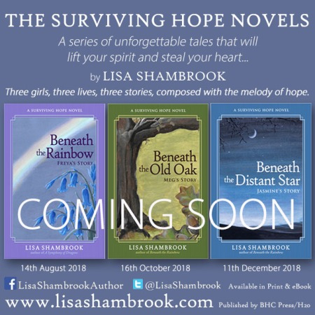 The Surviving Hope Novels by Lisa Shambrook - Coming Soon 2018