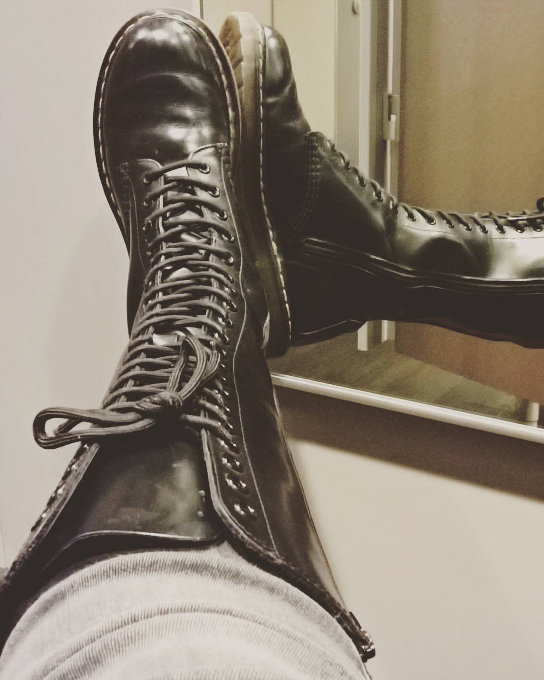 Caring for Dr Martens