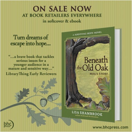 Beneath the Old Oak by Lisa Shambrook