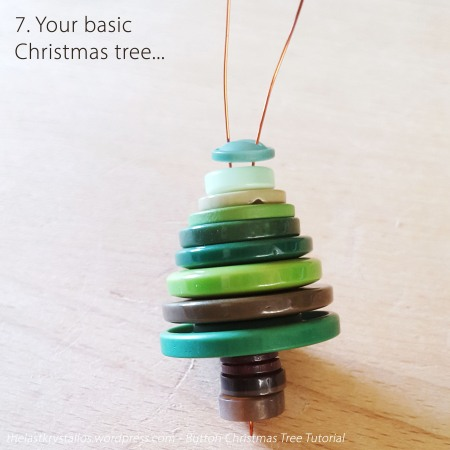 7. Your basic Christmas tree....