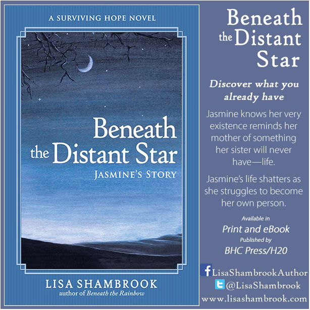 Beneath the Distant Star by Lisa Shambrook