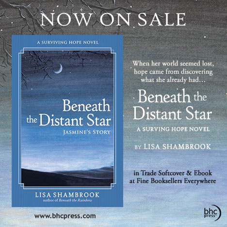Beneath the Distant Star by Lisa Shambrook published by BHCPress