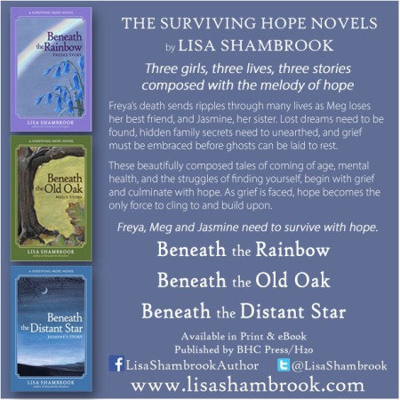 Surviving Hope Novels - Lisa Shambrook.