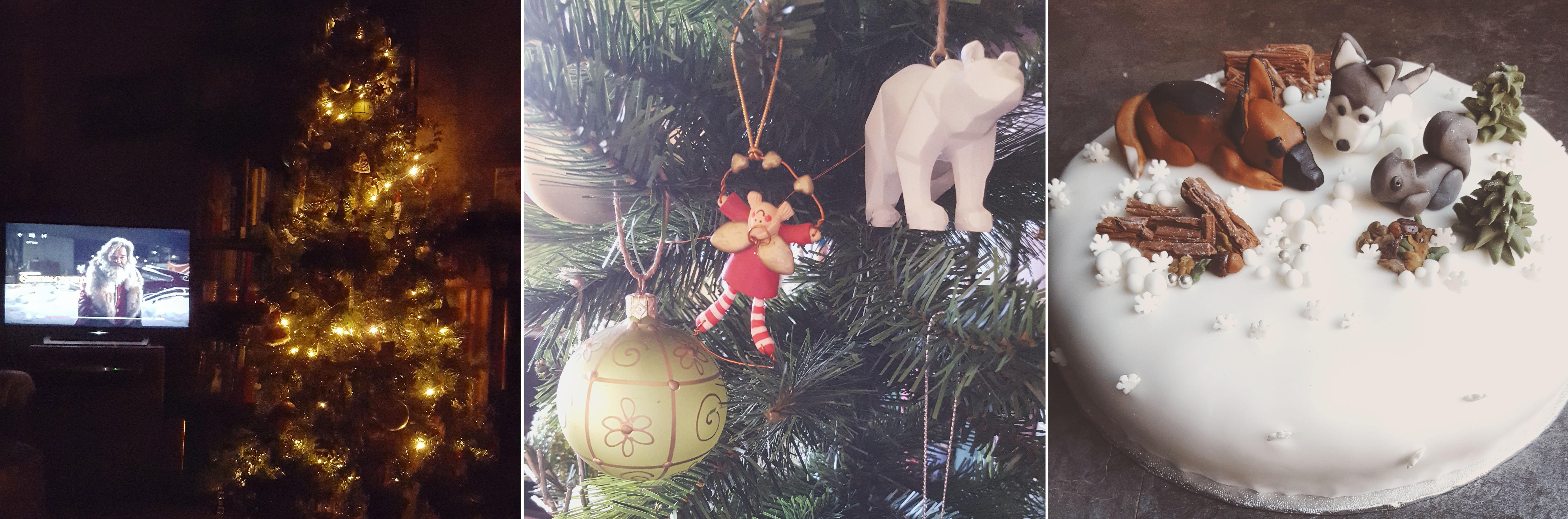 Christmas Tree - Decorations - Cake - The Last Krystallos