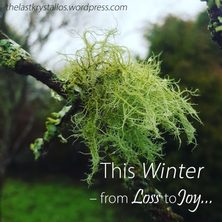 This Winter - from Loss to Joy... - The Last Krystallos