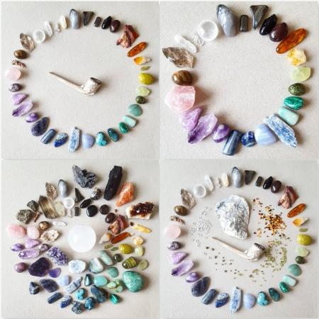 Crystal Colour Wheel - The Last Krystallos