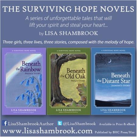 Surviving Hope Novels - Lisa Shambrook - The Last Krystallos
