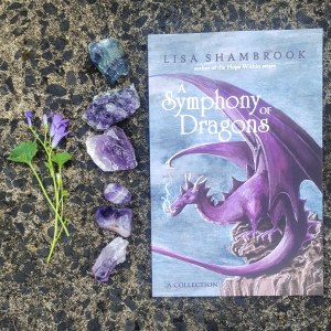 A Symphony of Dragons book by Lisa Shambrook