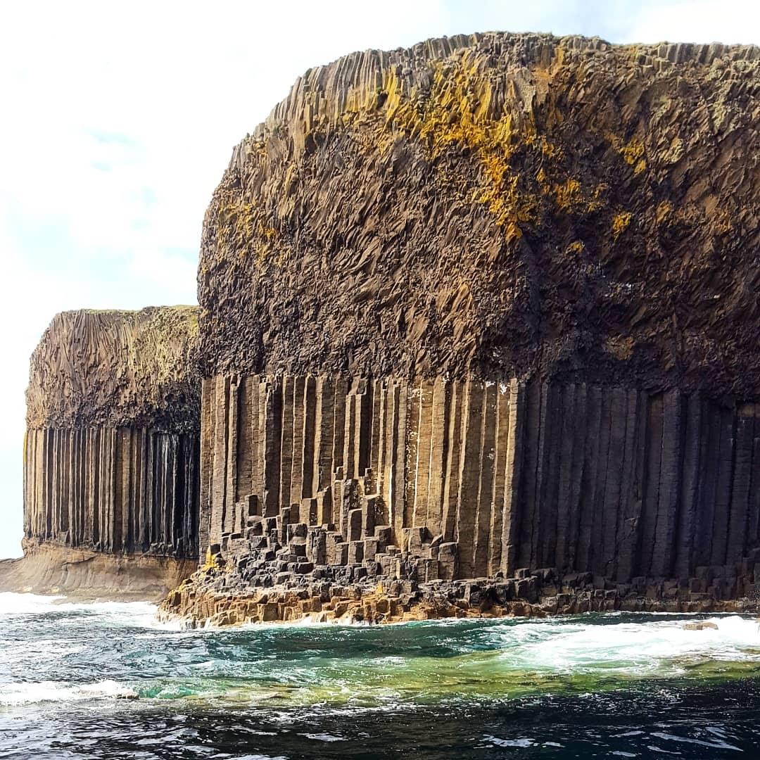 Basalt Columns - Staffa - The Last Krystallos
