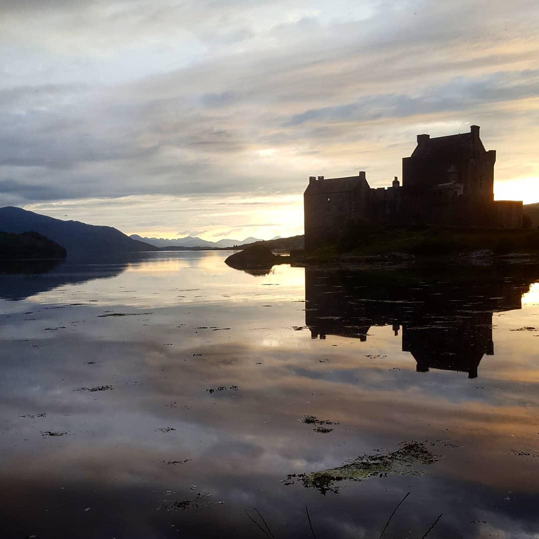 Eilean Donan Castle on Kyle of Lochalsh - The Last Krystallos