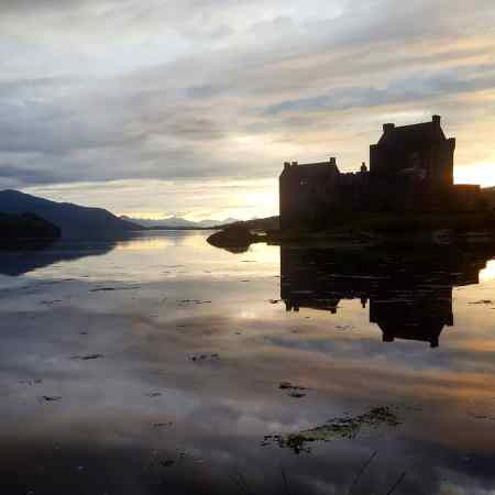 Eilean Donan Castle on Kyle of Lochalsh - The Last Krystallos