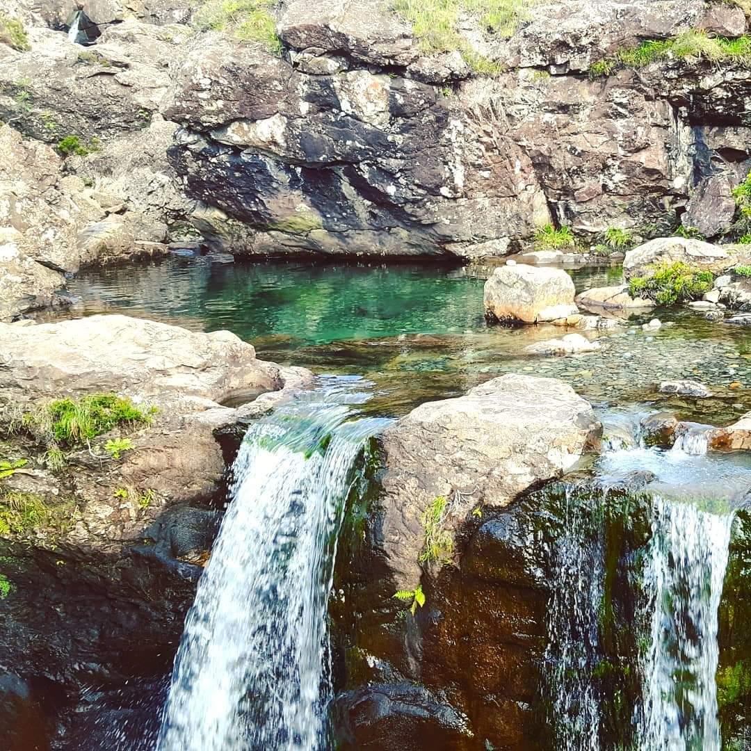 Fairy Pools Glenbrittle - The Last Krystallos