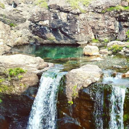 Fairy Pools Glenbrittle - The Last Krystallos