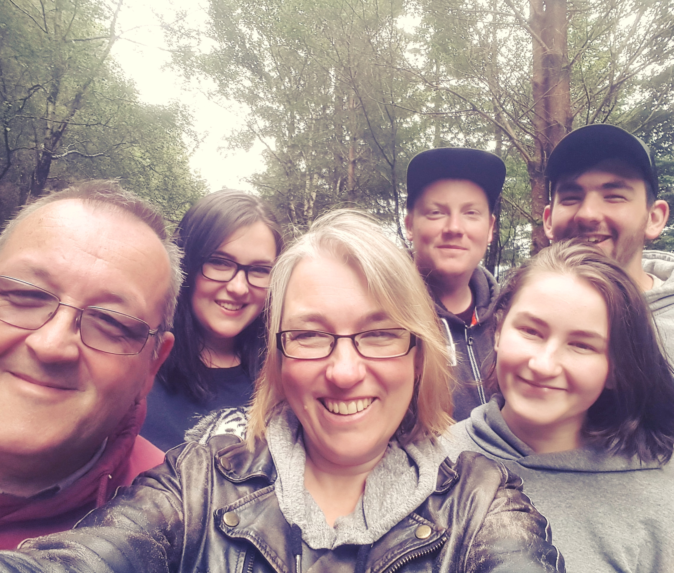 Family Selfie - The Last Krystallos