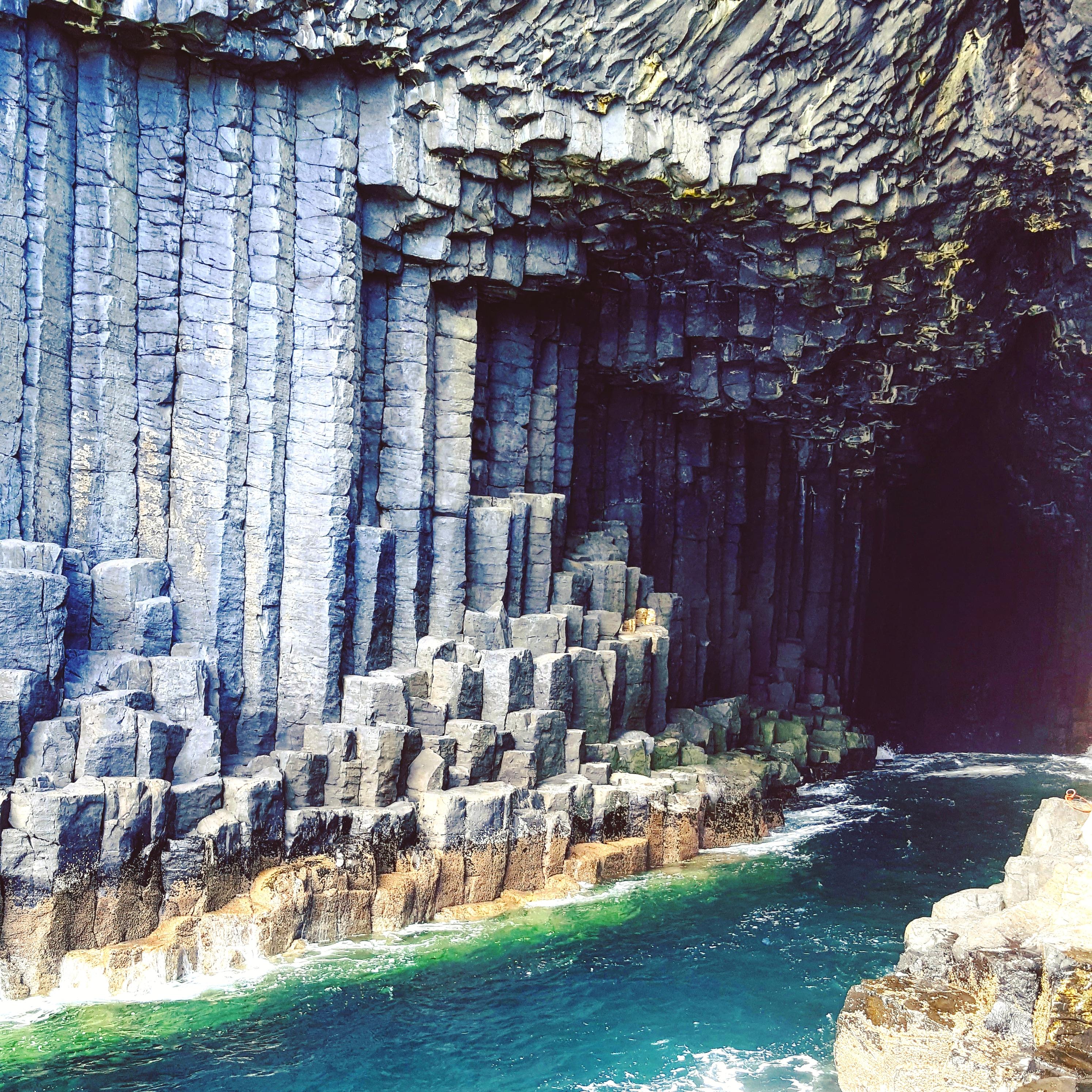 Fingal's Cave Staffa - The Last Krystallos