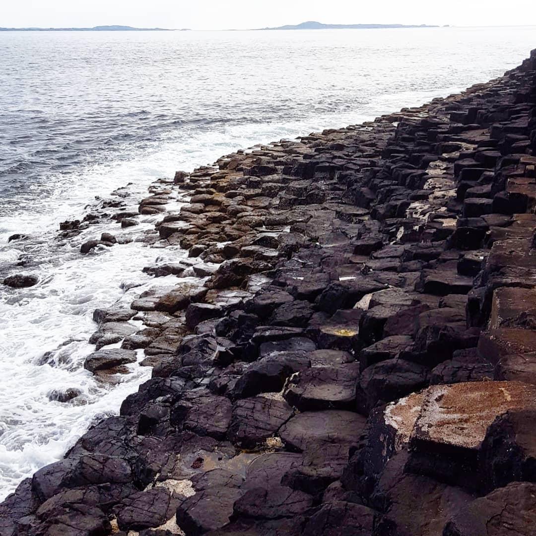 To Fingal's Cave - Isle of Skye - The Last Krystallos