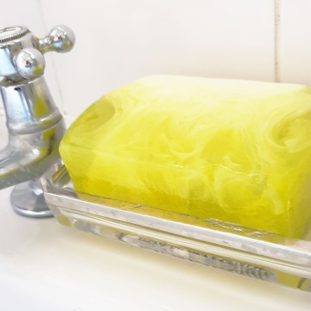 Bio2You Lemon Soap Bar - The Last Krystallos