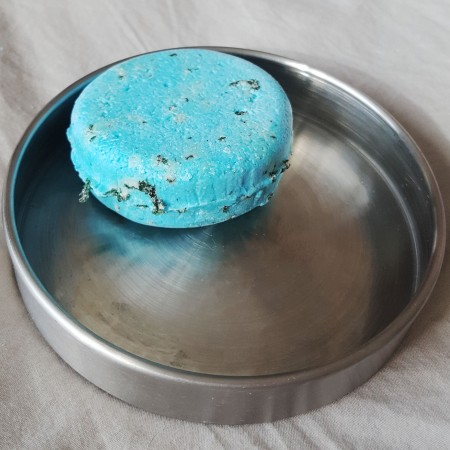 Seanik Shampoo Bar Lush Tin - The Last Krystallos