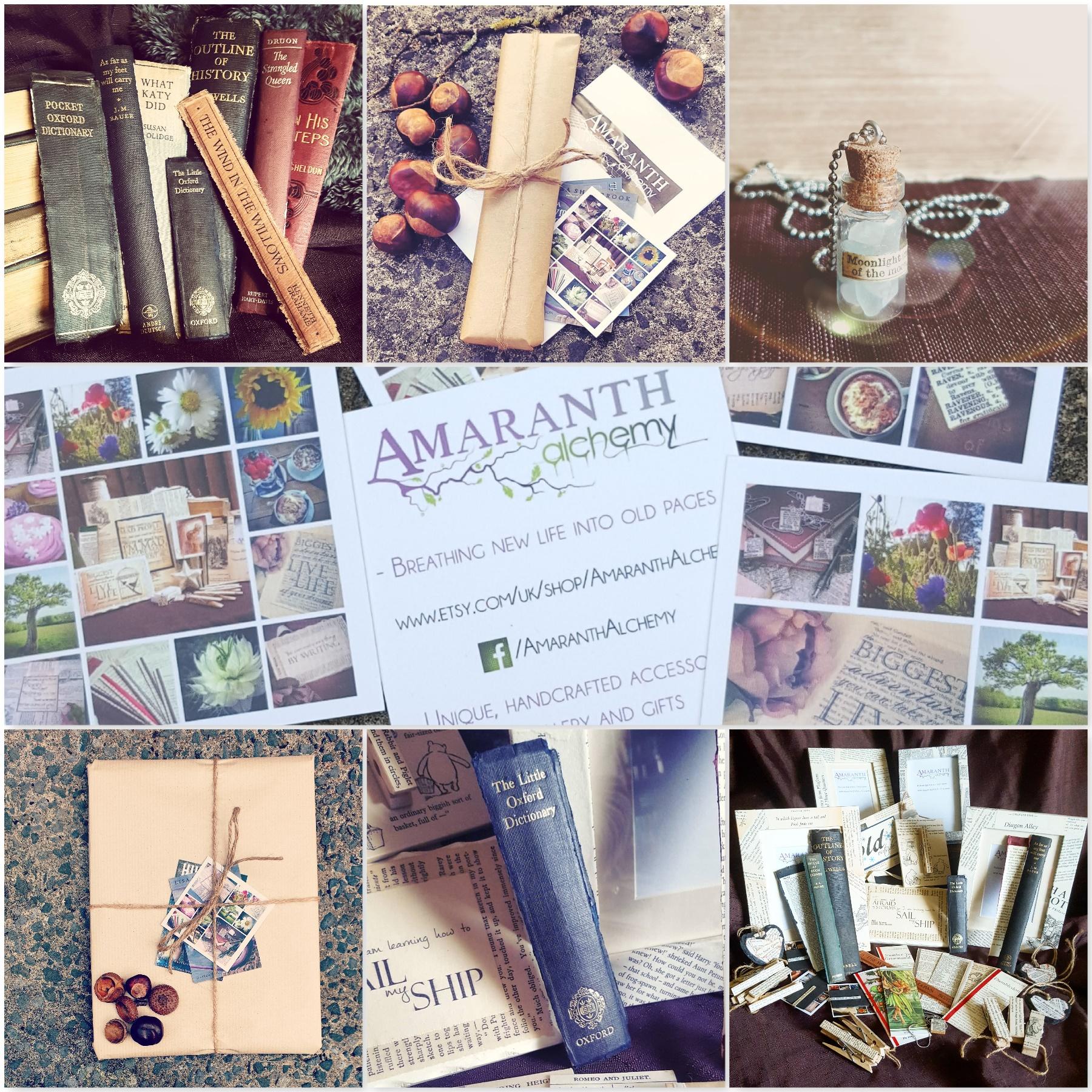 Amaranth Alchemy products