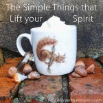 The Simple Things that Lift your Spirit - The Last Krystallos