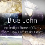 Blue John - Treak Cliff, Castleton - The Last Krystallos