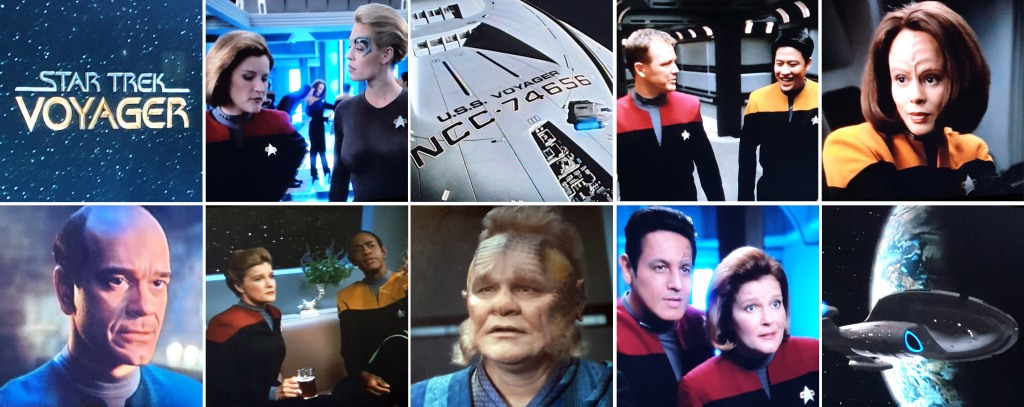 Star Trek Voyager Screenshots