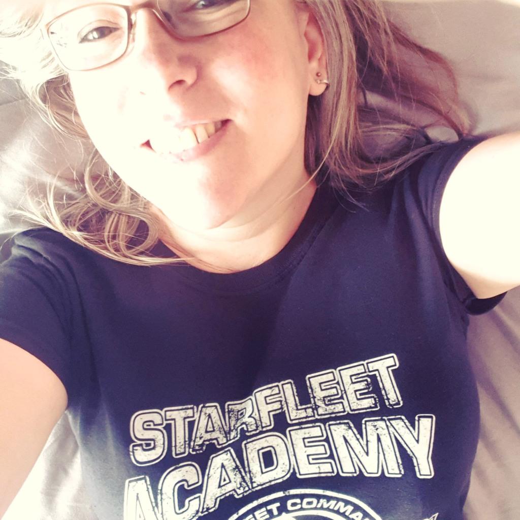 The Last Krystallos in Starfleet Academy Tshirt